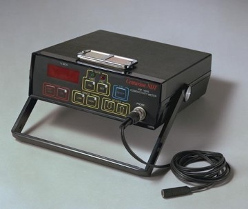current conductivity meter